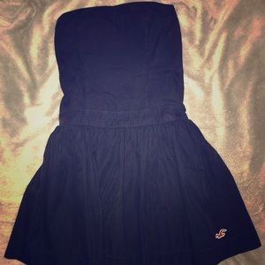 Strapless Hollister dress